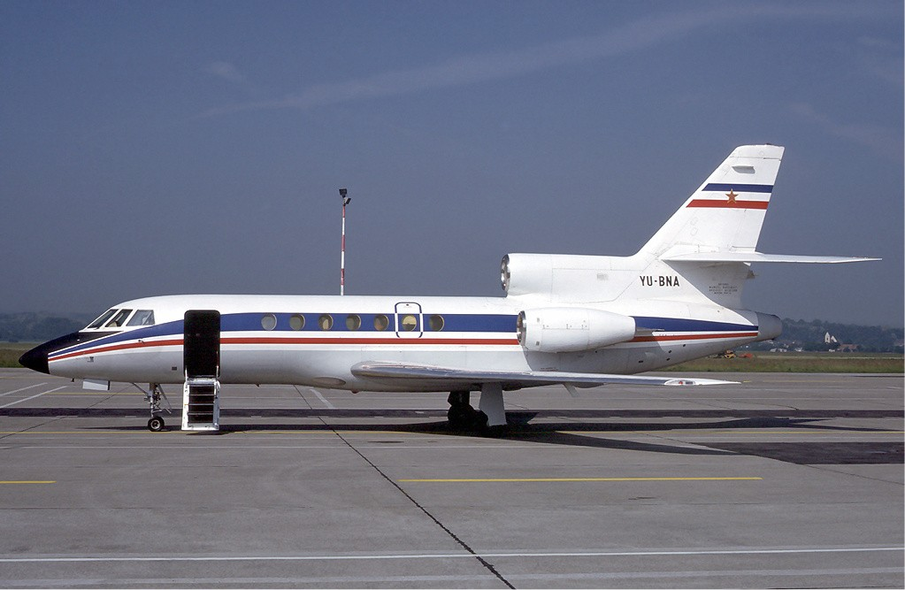 Yugoslav Falcon 50 at Basle July 1984